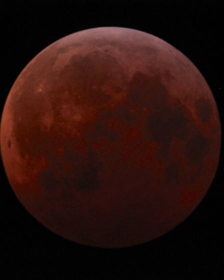 Total Lunar Eclipse, 21 January, 2019