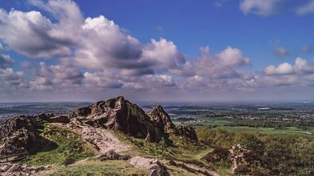 View from Mow Cop by Gemma Howarth Rymill