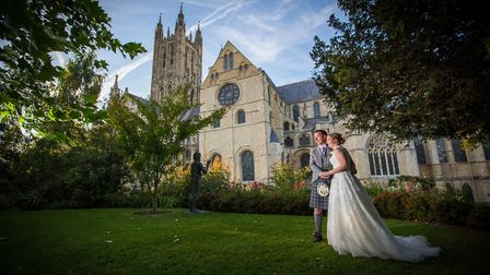 Canterbury Cathedral Lodge sits within the grounds of the world-famous cathedral