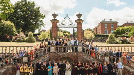Mount Ephraim offers a classically romantic setting for your wedding ceremony