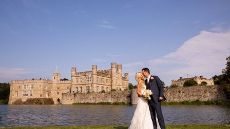 'The most beautiful castle in the world' wil be your backdrop at Leeds Castle (photo: Shane Webber)