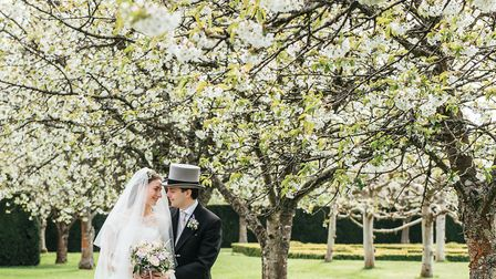 Penshurst Place and Gardens has now scooped Wedding Venue of the Year for the third time (photo: Pen
