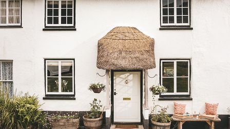 Two Pound is a perfect little cottage in the Dartmoor village of Lustleigh