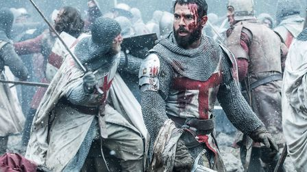 History Channel's Knightfall, the latest in a long line of Templar-inspired fiction (photo: History