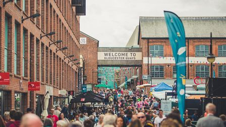 Gloucester Quays Food Festival (c) Lifestyle Outlets