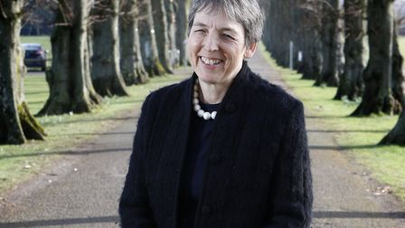 Jo Price, Vice Chancellor at the Royal Agricultural University in Cirencester