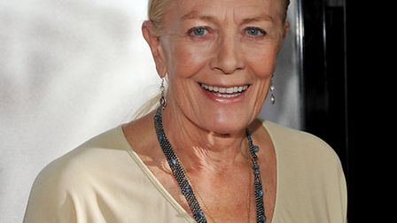 Vanessa Redgrave (Photo by Frazer Harrison/Getty Images)