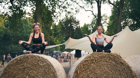 LoveFit at the St Clere Estate, Kemsing is for adults only (photo: Luke Ayling Photography)