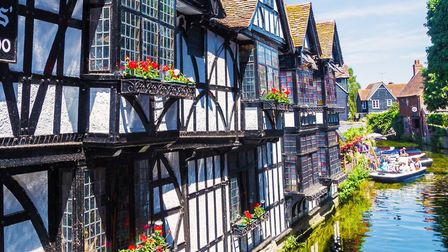 The Old Weavers' in Canterbury (photo: chris-mueller, Getty Images)