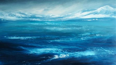 Sailing North by Adele Gibson