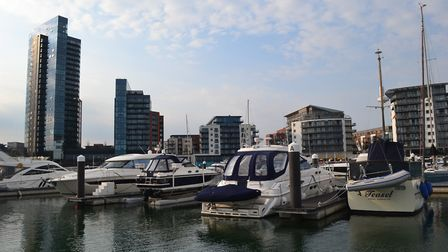 Yachtie Southampton: Ocean Village has bars, eateries, marina views and Harbour Lights Picturehouse