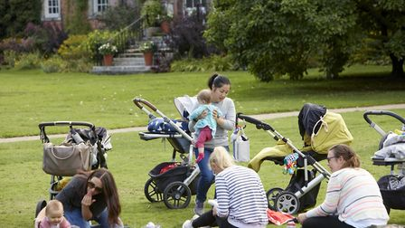 Plan a day with friends at Dunham Massey (c) National Trust