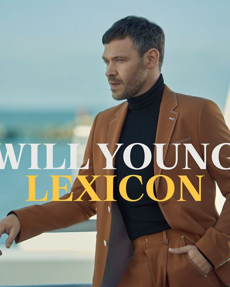 Will Young - Lexicon album (c) Cooking Vinyl 2019