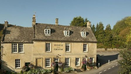 Horse and Groom, Bourton-on-the-Hill