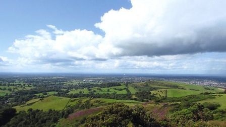 View from Tegg's Nose by Paul Taylor