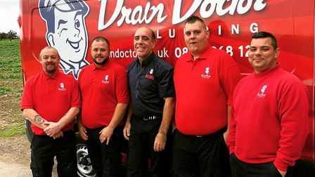 Drain Doctor Gloucestershire's team of plumbing and drainage technicians
