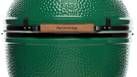 Big Green Egg barbecue