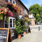 The Rising Sun, High Street, Tarporley by Paul Taylor