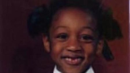Young Beverley Knight