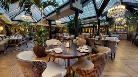 Palm Court at Grosvenor Pulford Hotel and Spa