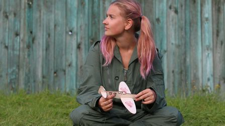 Airborne: Alina as Amy