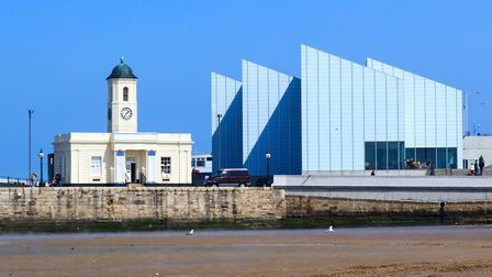 Margate seafront (photo: ianwool, Getty Images)