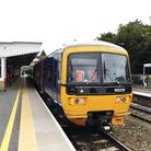 Todays Kemble station, the onetime junction for the Tetbury branch line