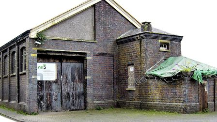 In 2011, the Goods Shed's continuing deterioration was exacerbated when a fire severely damaged the