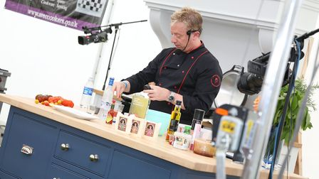 The Food Live Theatre
