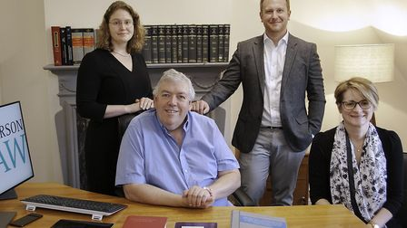 The team at Anderson Law