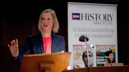 Listen to expert historians like Tracy Borman at the BBC History Magazine weekend in Chester Town Ha