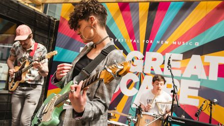The Great Escape Festival takes over Brighton's streets and venues with new music