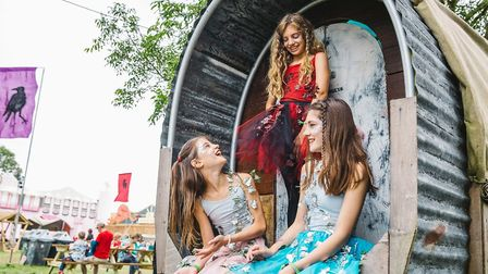 Standon Calling festival pulls off the trick of appealing to all ages (photo: Gobinder Jhitta)