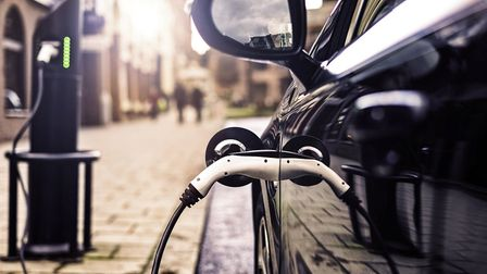 """""""The idea of electric cars is a lovely one. But what about the practicalities?"""" (c) nrqemi / Getty I"""