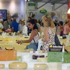 The Cheese Show *** Local Caption *** Nantwich Show, Dorfold Hall, 25-07-2018
