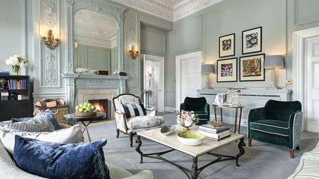 Scone & Crombie Suite at The Balmoral