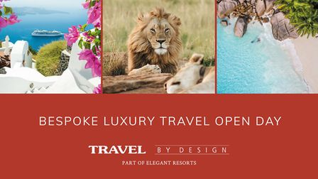 Travel by Design Luxury Travel Open Day