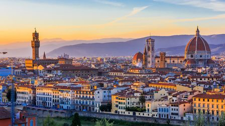 Visit the historic city of Florence