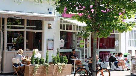Embracing the cafe culture on Ashley Road, Hale