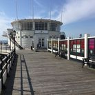 Worthing Pier (Photo by Clive Agran)