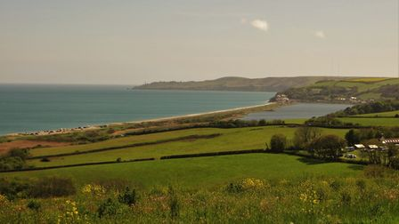 Slapton Ley has plenty of quiet spots to let visitors get close to nature and take in the viewe