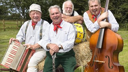The West Country legends will take to the stage at Cheltenham Racecourse