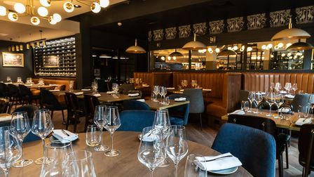 The stunnin WOOD Chester might just be Cheshire's best new restaurant