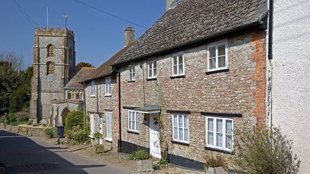 Hawkchurch has only been Devon's easternmost village since it was transferred from Dorset in 1974