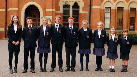 Eight free places on offer at Exeter School