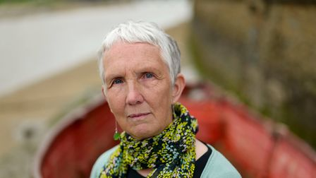 Author Ann Cleeves, pictured in Barnstaple,