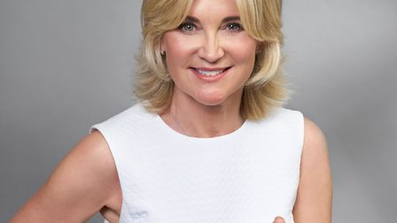 Anthea Turner's latest gig is on Scala radio on Sunday mornings (Photo by Marco Vittur)