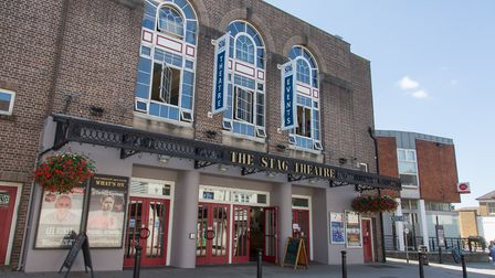 The Stag Theatre is a much-loved community asset (photo: Manu Palomeque)