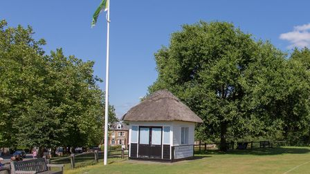 Sevenoaks is home to The Vine, a cricket ground said to be one of the oldest in England (photo: Manu