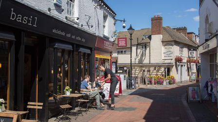 You're spoilt for choice when it comes to eating and drinking in Sevenoaks (photo: Manu Palomeque)